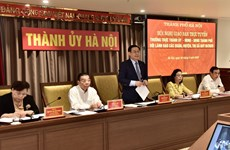 Hanoi targets Q4 growth of at least 5 percent