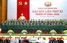 11th Congress of Army's Party Organisation closes