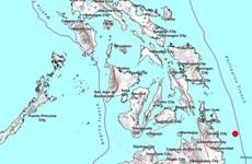 5.2-magnitude quake strikes southern Philippine province