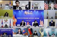 ASEAN, US finance, central bank deputies' meeting held