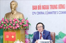 Vietnamese Party, UK's All-Party Parliamentary Group hold first dialogue