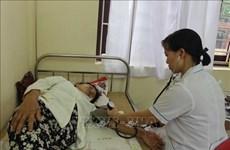 Vinh Phuc striving to improve healthcare quality