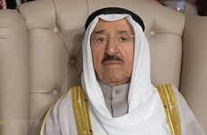 Vietnamese leaders extend condolences over death of Kuwaiti emir