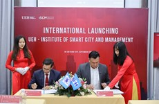 University sets up Institute of Smart Cities and Management