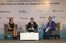HCM City strives to become regional healthcare hub