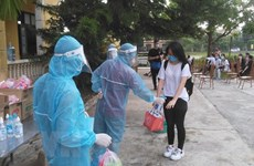 Vietnam sees no COVID-19 community infection in full month