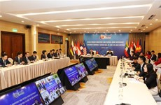 ASEAN 2020: Meeting held promoting regional sustainable finance