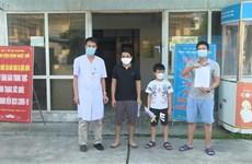 Vietnam records no new COVID-19 cases on Oct. 3 morning