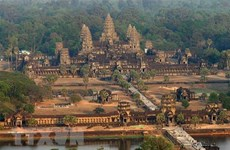 Cambodia: Revenue of tickets to Angkor Wat sees 75 pct drop