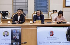 ASEAN, OECD discuss digital tools for regulatory policymaking