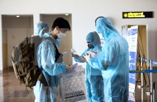 Vietnam records one more imported COVID-19 case on October 5