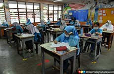 Malaysia closes 122 schools in Sabah due to COVID-19