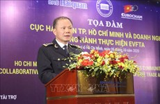 HCM City customs sector helping companies abide by EVFTA