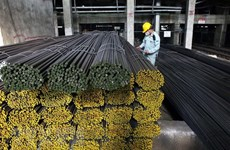 Hoa Phat's September steel exports double