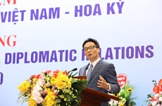 Hanoi ceremony marks 25 years of Vietnam-US relations