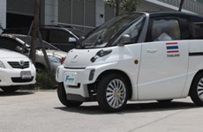 Thailand encourages use of electric vehicles