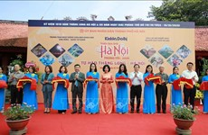 Photo display returns to mark Hanoi's 1010th anniversary