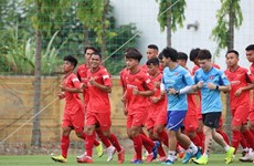 Vietnam U22 team to take part in Toulon Tournament