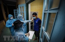 Vietnam records one new imported case of COVID-19 on late October 8