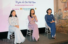 HCM City: Ao Dai Festival scheduled for October 11-12