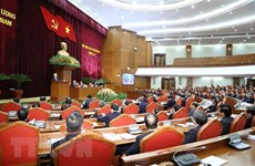 12th Party Central Committee's 13th session wraps up