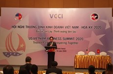 US - Vietnam Business Summit held in Hanoi
