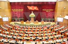 Party Central Committee's 13th plenum concludes