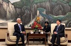 Ambassador advocates stronger links between Shanghai, Vietnamese localities