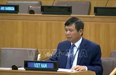 ASEAN backs int'l efforts in non-proliferation of weapons of mass destruction