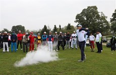 Friendly golf tourney marks 45th year of Vietnam-Germany ties