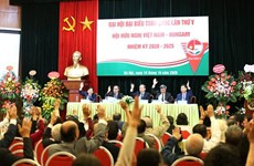 Vietnam-Hungary Friendship Association convenes fifth congress