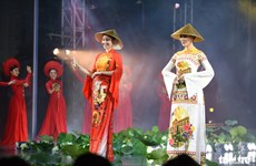 Ho Chi Minh City Ao Dai Festival opens