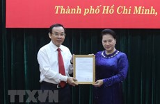 Nguyen Van Nen nominated candidate for Secretary of HCM City Party Committee