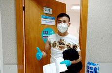 Vietnamese citizens join COVID-19 vaccination programme in Russia