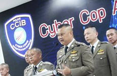 Thailand forms new police agency to tackle cybercrimes