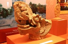 Bac Ninh exhibition spotlights values of Ly Dynasty
