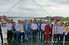 Cambodia's Sihanoukville int'l airport's runway expansion completed