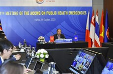 Fourth meeting of ACC Working Group on Public Health Emergencies