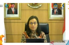 Indonesian minister honoured as Finance Minister of the Year for East Asia-Pacific