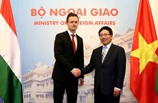 Hungarian Foreign Minister to visit Vietnam