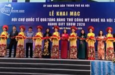 Hanoi Gift Show 2020 kicks off