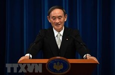 Japan officially announces Vietnam visit by PM Suga