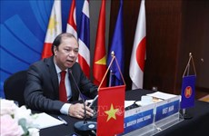 Meeting promotes ASEAN-EAS cooperation in adapting to COVID-19