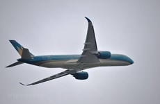 Vietnam Airlines adjusts flights due to bad weather