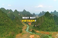 "CNN releases ""Why not Vietnam"" video to promote Vietnam's tourism"