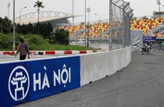 Formula One grand prix officially cancelled in Vietnam