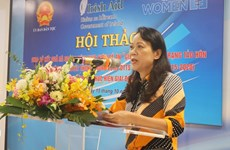 Workshop reviews project on reducing child marriage among ethnic minorities