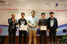 ASEAN Student Contest on Information Security to open on Oct 17