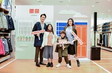 UNIQLO opens its third store in Hanoi