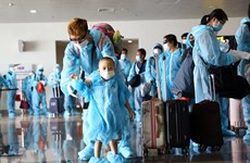 Over 340 Vietnamese citizens brought home from Norway